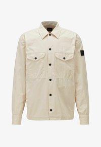 BOSS - LOVEL - Shirt - light beige - 5