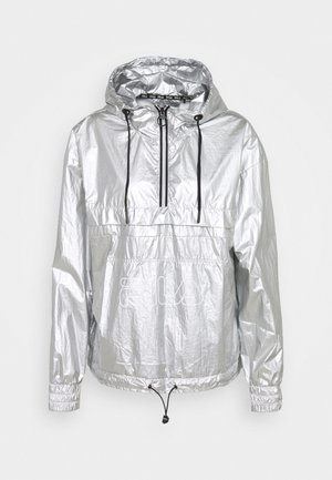 ANDORRA REFLECTIVE - Training jacket - reflective silver