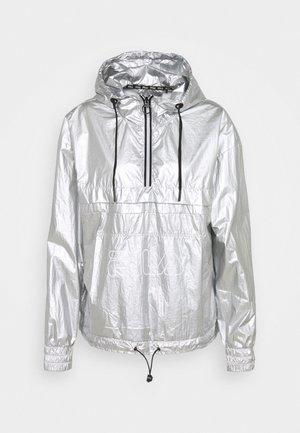 ANDORRA REFLECTIVE - Treningsjakke - reflective silver
