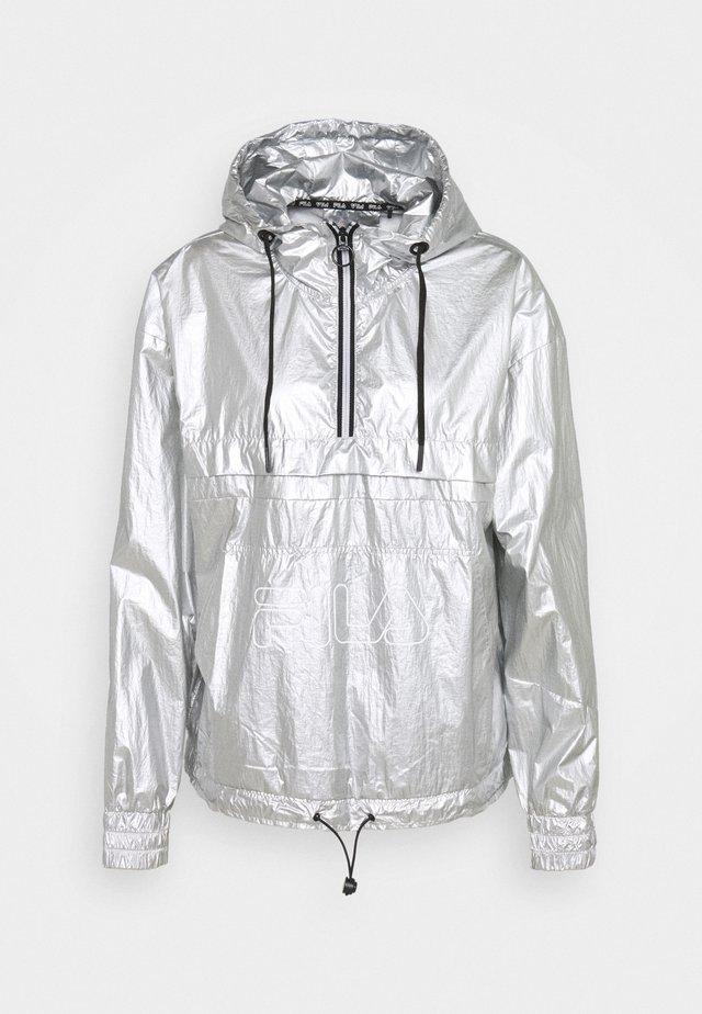 ANDORRA REFLECTIVE - Sportovní bunda - reflective silver
