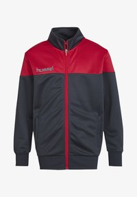 Hummel - SIRIUS POLY  - Training jacket - dark slate/virtual pink - 0