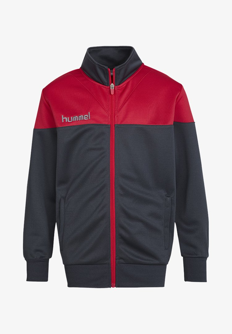 Hummel - SIRIUS POLY  - Training jacket - dark slate/virtual pink
