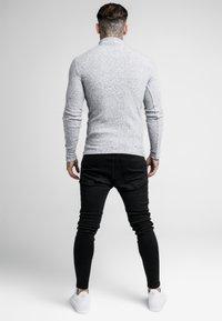 SIKSILK - ROLL NECK JUMPER - Jersey de punto - light grey - 2