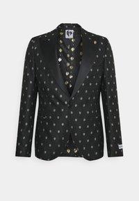 Twisted Tailor - HORNCHURCH SUIT - Suit - black - 2