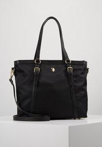 U.S. Polo Assn. - HOUSTON - Handbag - black - 0