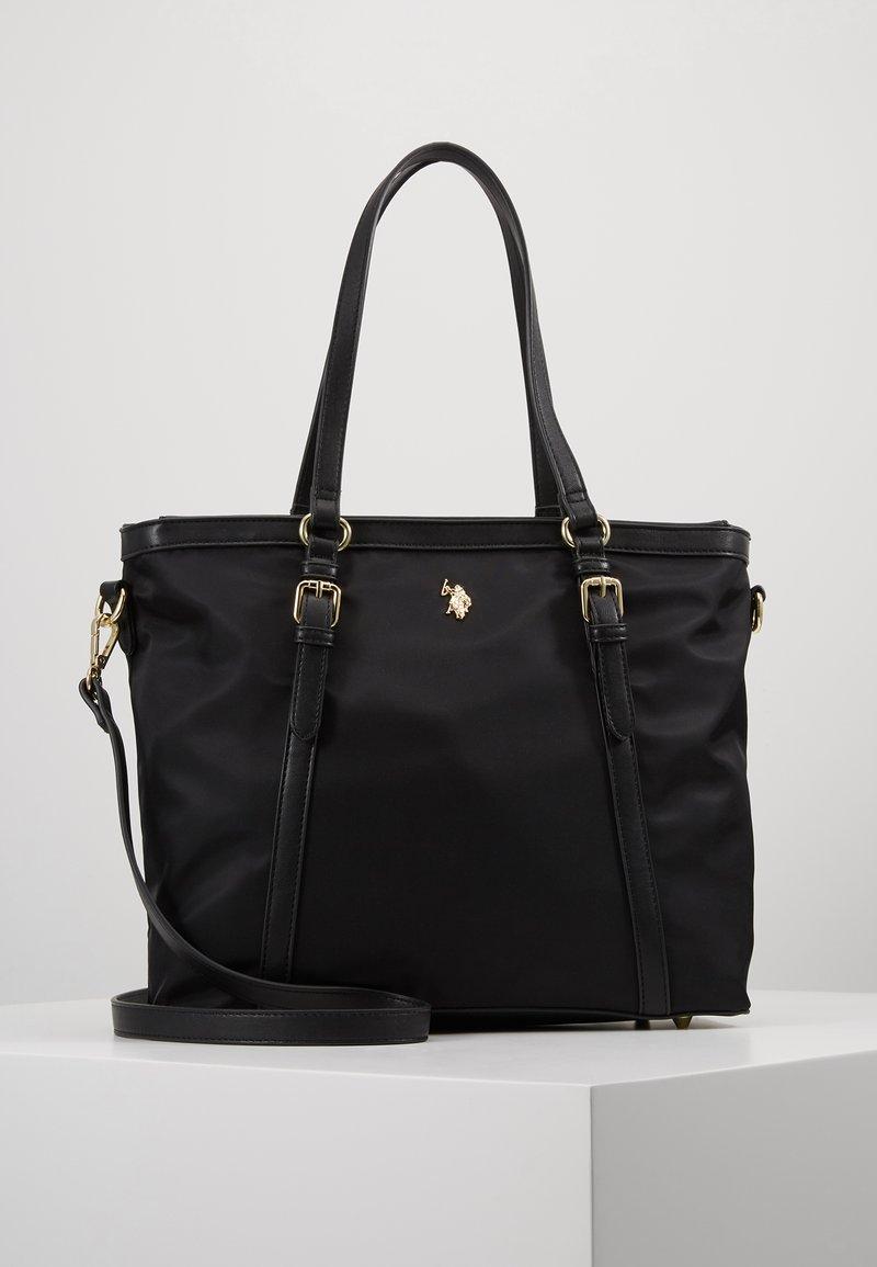 U.S. Polo Assn. - HOUSTON - Handbag - black