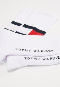 Tommy Hilfiger - FLAG  - Skarpety - white - 2