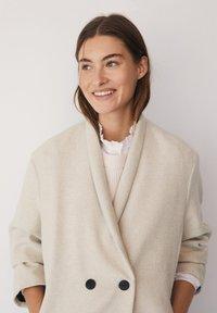 Mango - GALA - Classic coat - beige - 4