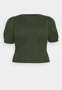 Pieces Curve - PCSKYWEN - Basic T-shirt - duffel bag - 4