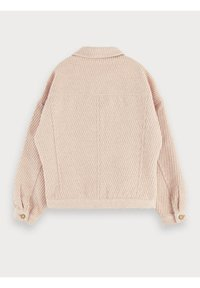 Scotch & Soda - Winterjas - light apricot melange - 6