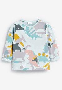 Next - 3 PACK DINOSAUR - Print T-shirt - yellow - 1