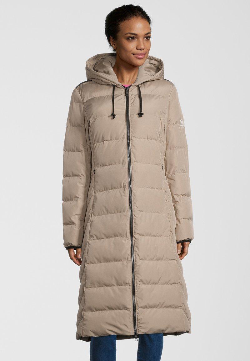 No.1 Como - Winter coat - sand