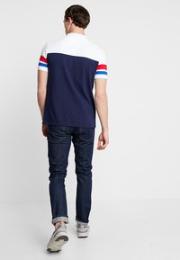 Lyle & Scott - CONTRAST BAND - Poloshirts - navy - 2