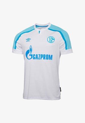 REPLICAS NATIONAL FC SCHALKE AWAY  - Sportshirt - weiss