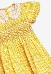 Next - Day dress - ochre - 3