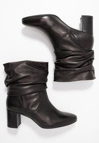 Peter Kaiser Wide Fit - WIDE FIT BAJO - Classic ankle boots - schwarz celia - 3