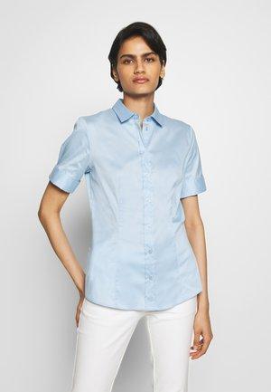 ESHILA - Button-down blouse - light pastel blue