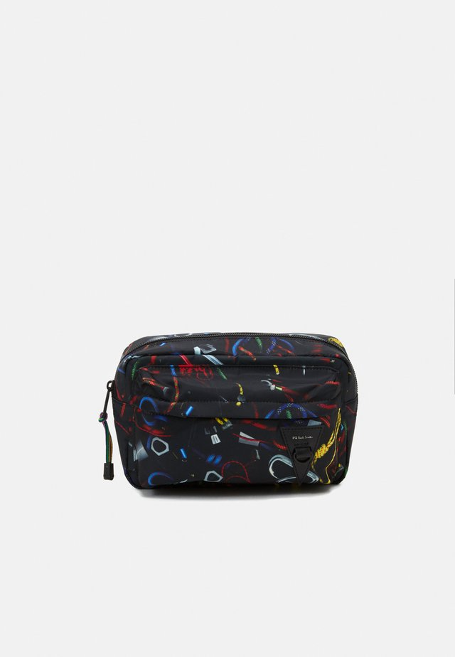 WAIST BAG ROPE - Sac banane - multicoloured