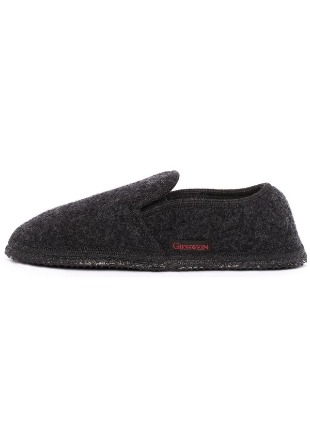 NIEDERTHAL - Slippers - dark grey