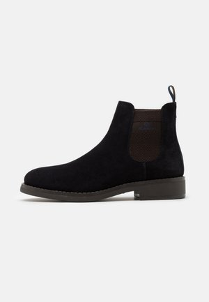 BROOKLY - Bottines - marine