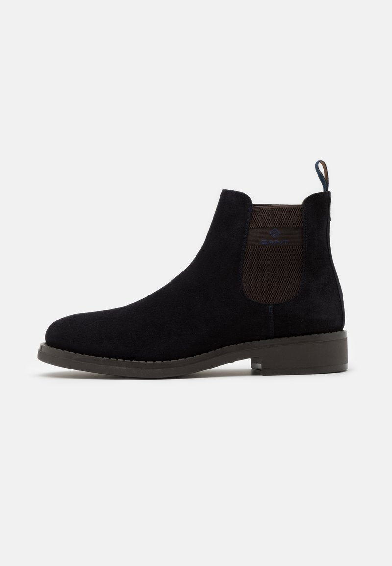 GANT - BROOKLY - Classic ankle boots - marine