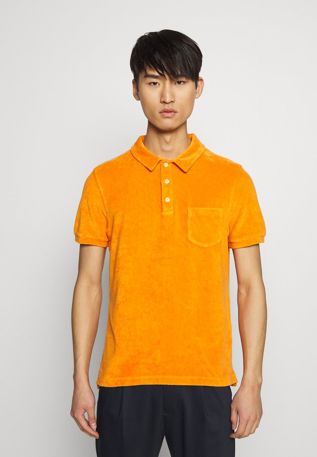 SHORT SLEEVE - Polo - tangerine