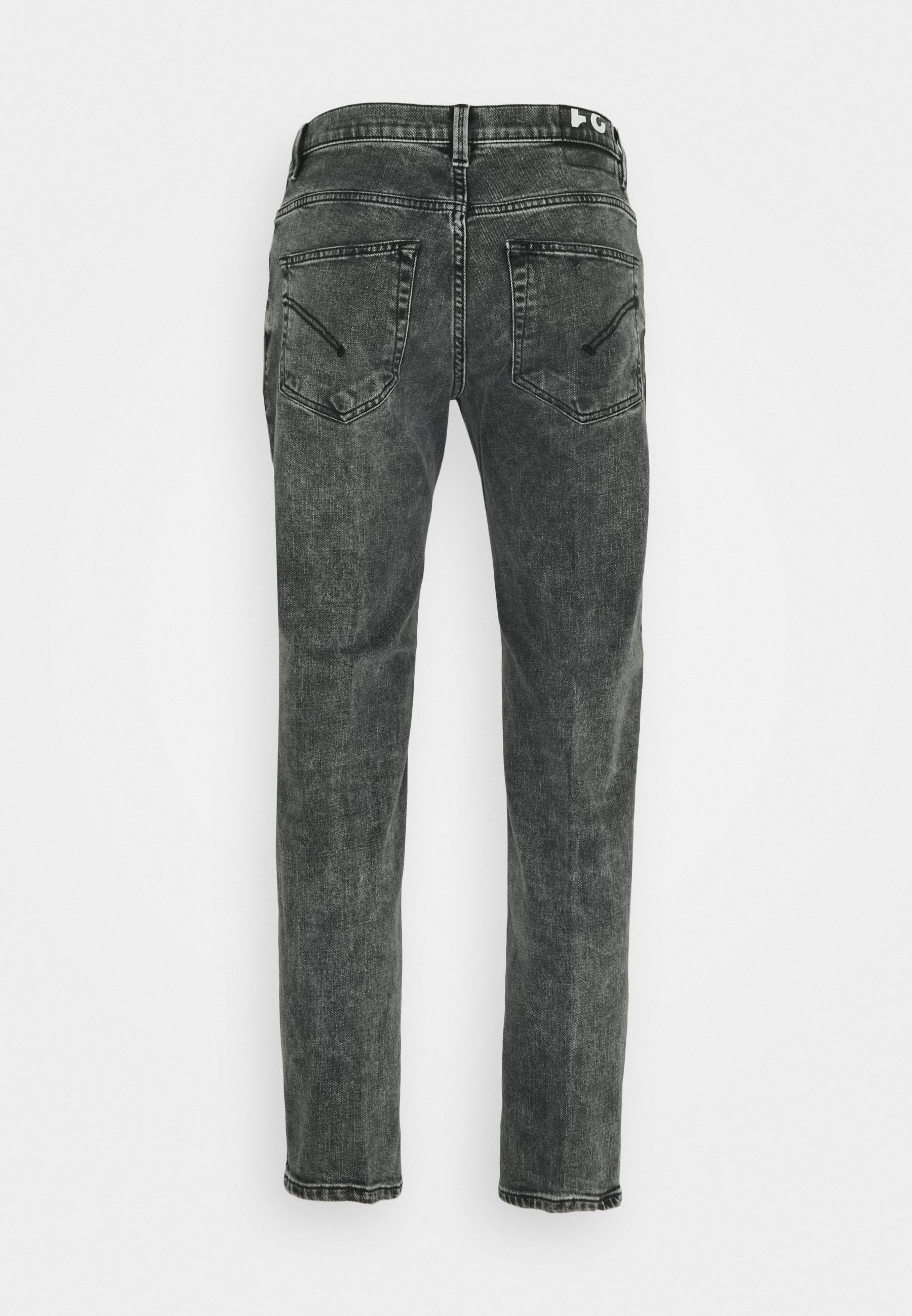 Dondup Pantalone Brighton - Jeans Relaxed Fit Blue Denim