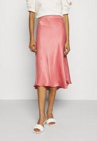 Second Female - EDDY NEW SKIRT - A-line skirt - dusty rose - 0