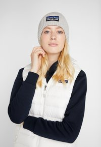 Patagonia - BRODEO  - Beanie - drifter grey - 3