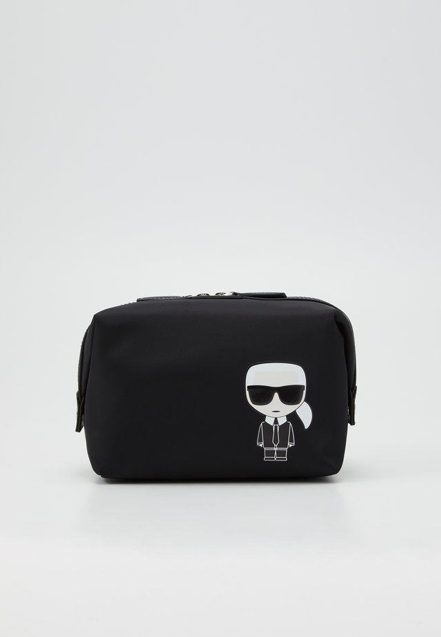 IKONIK WASHBAG - Wash bag - black