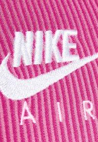 Nike Sportswear - AIR MOCK - Long sleeved top - purple smoke/fireberry/white - 6
