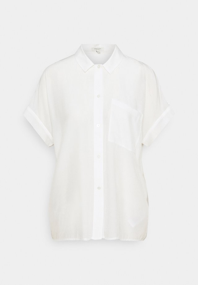 EASY FIT - Camicia - whisper white