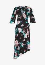 AUDRINA - Denní šaty - lilac/black