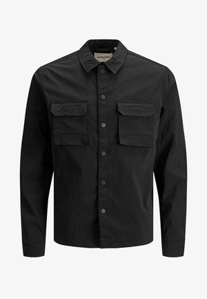 COMFORT FIT - Overhemd - black