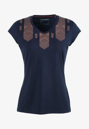 TROVAT - T-Shirt print - peacoat