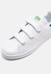 adidas Originals - STAN SMITH UNISEX - Baskets basses - white/green - 4