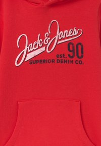 Jack & Jones Junior - JJELOGO - Huppari - true red - 2