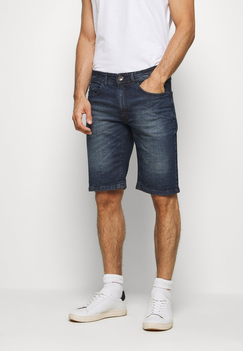 Redefined Rebel - COPENHAGEN - Jeansshorts - atlantic blue