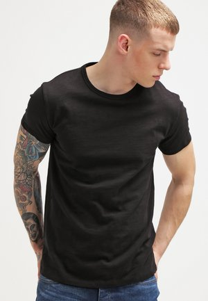 LASSEN  - T-shirt basic - black