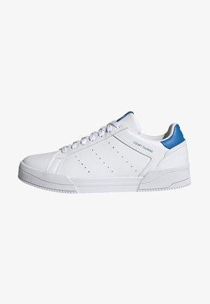 COURT TOURINO  - Sneakersy niskie - ftwr white/shock blue/core black
