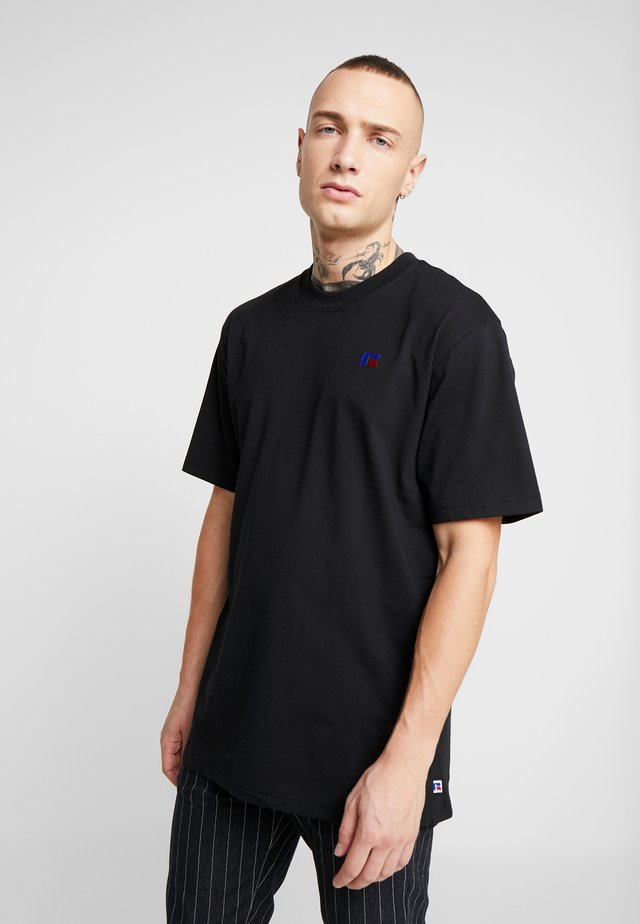 BASELINERS TEE  - Basic T-shirt - black