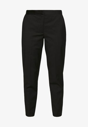 ELISSA - Trousers - black