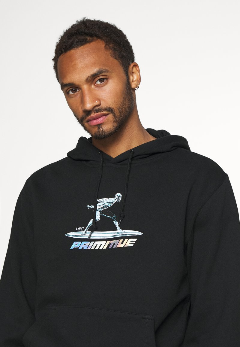 Primitive SURFER HOOD - Kapuzenpullover - black/schwarz 2SSqoV