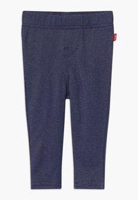 Levi's® - PEPLUM HOODIE SET - Hoodie - mottled grey/dark blue - 2
