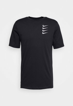 TEE PROJECT  - T-shirt med print - black