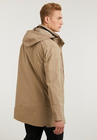 CHASIN' - SATURN LIGHT - Short coat - beige - 1