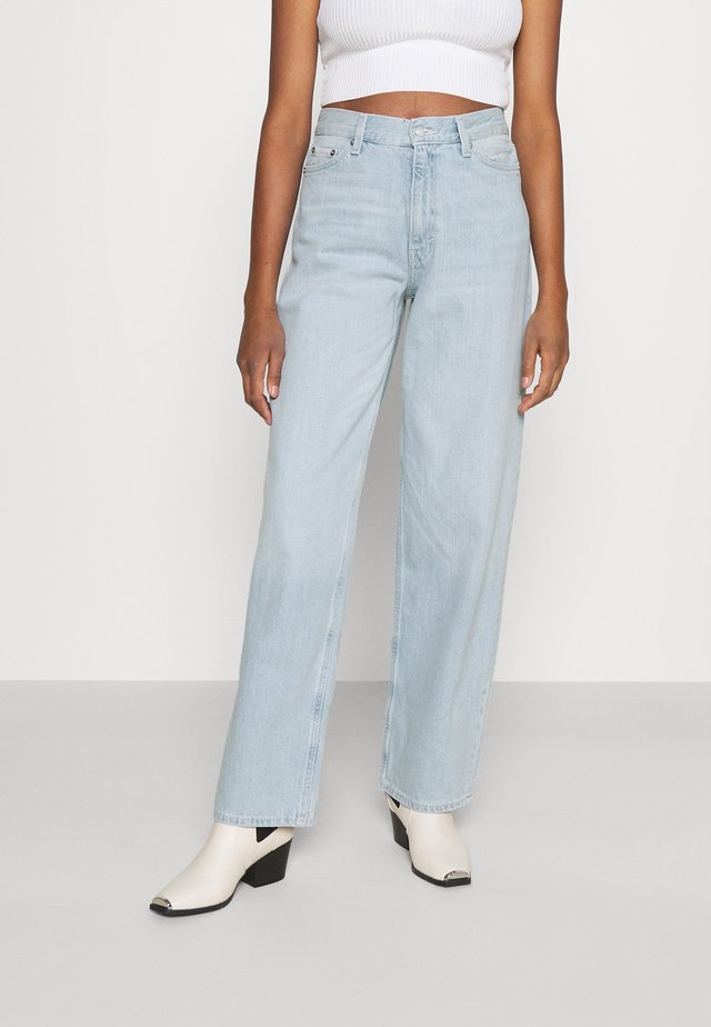 RAIL  - Jeansy Relaxed Fit - blue