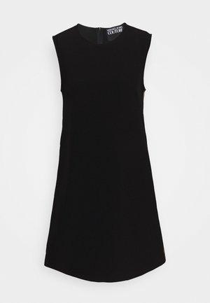 LADY DRESS - Shift dress - black