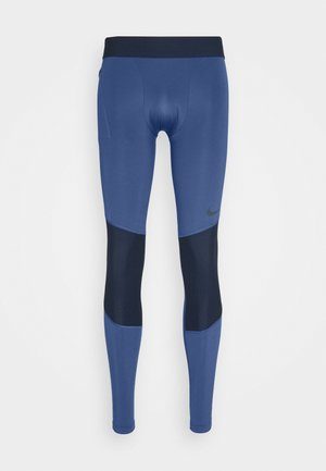 Leggings - mystic navy/obsidian/black