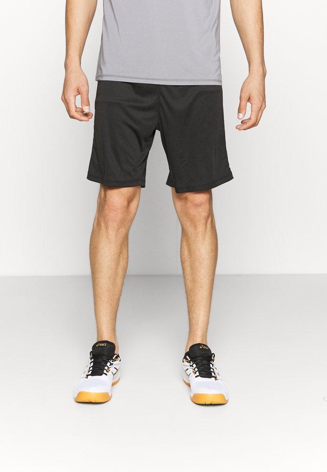 CORE XK SHORTS - Sports shorts - black